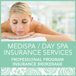 Medical Spa Equipment - Professional Program Insurance Brokerage