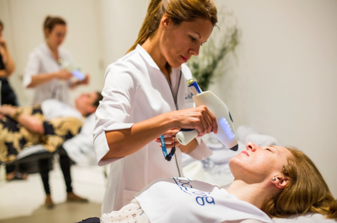 CooLifting – the 5 minute cryo facial now available in the