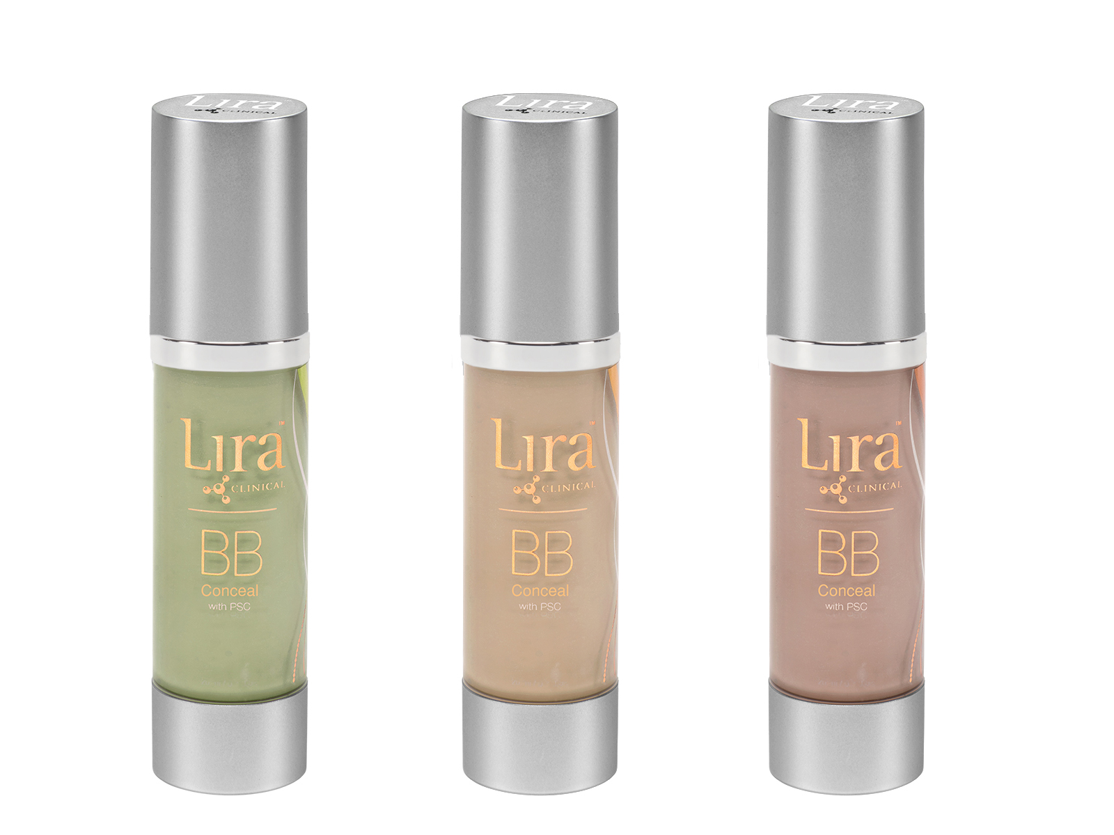 Lira clinical launches revolutionary bb conceal collection for Bb spa