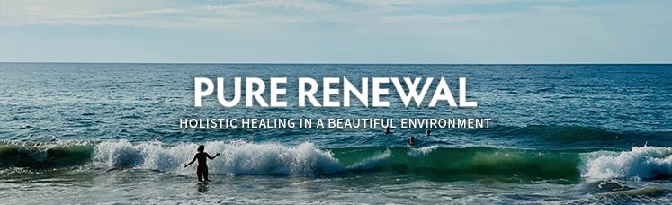 pure renewal retreat - april 2021